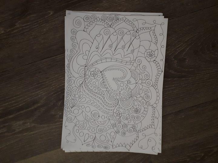 Coeur de Dragon - Paradis des Elfes et des Dragons