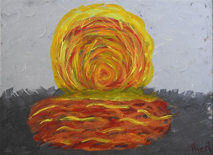 Sunset - Barefoot Kid