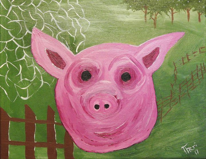 Wilbur on the Farm - Barefoot Kid