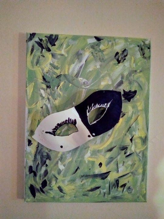 Masquerade - Theresa's unique gallery