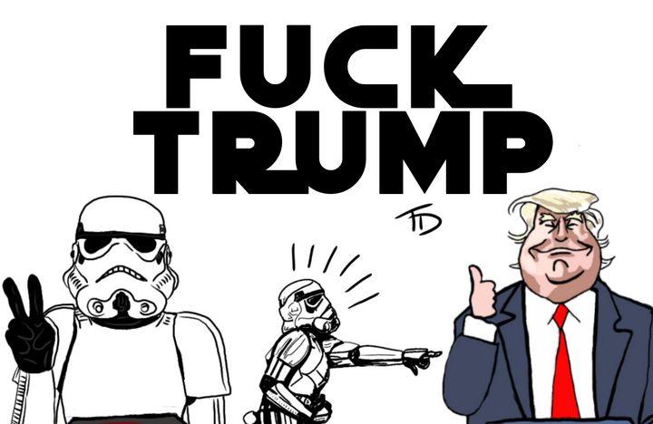 Fuck This Guy - TroopersDesigns