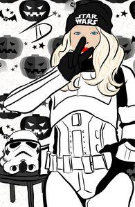 Spooky Trooper
