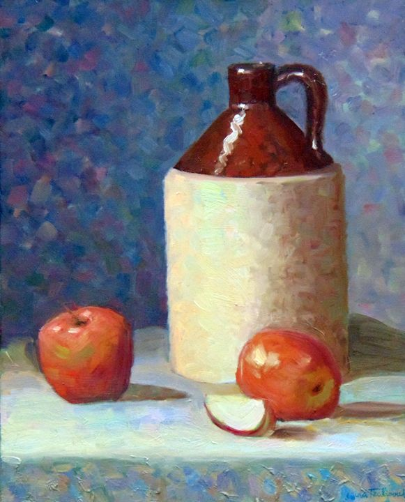 Wine and Appels - Regina Tsaliovich