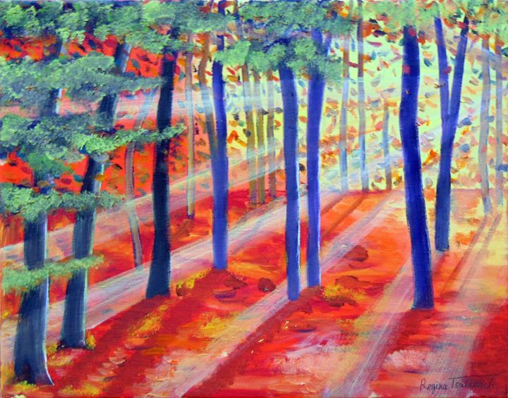 Sunlight - Regina Tsaliovich