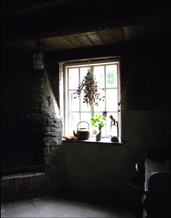 The Gaffa's window - Maili J McQuaid
