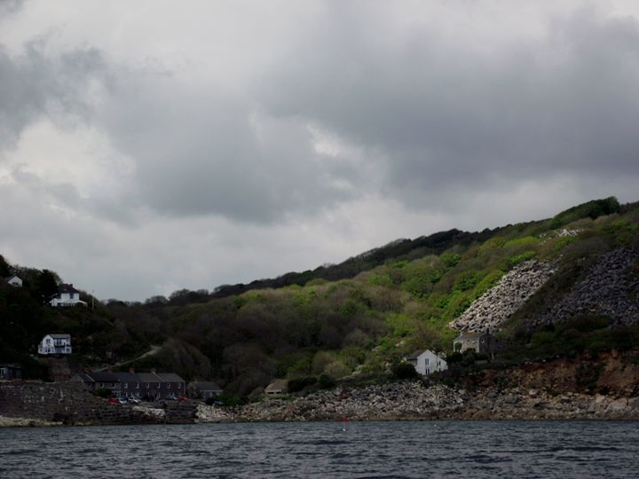 Light on the quarry - Maili J McQuaid
