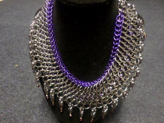 Royal Collar - Chain Maille