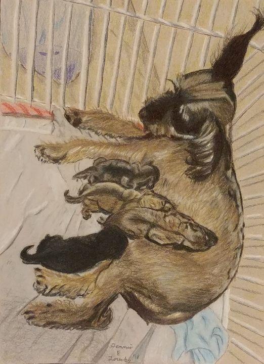 Motherhood - Dennis E. Loucks