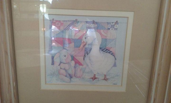 Talking Geese - Castor Gallery