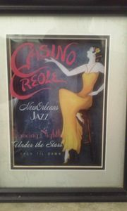 Casino Creoll New Orleans  Jazz