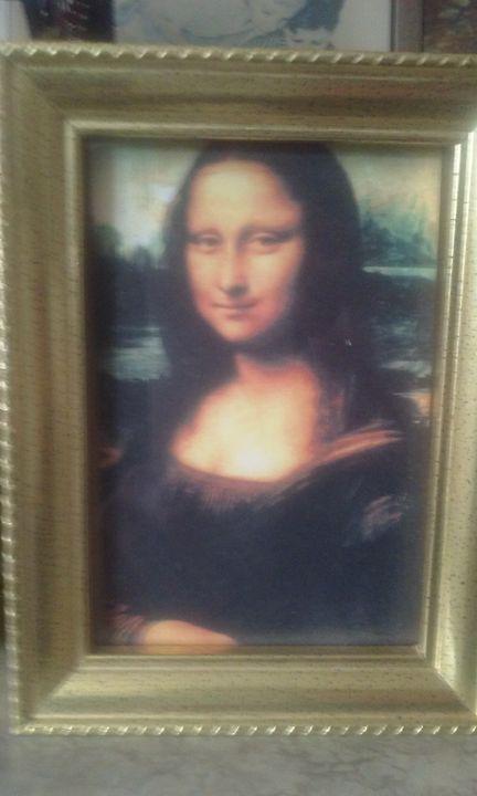 Mona Lisa - Castor Gallery