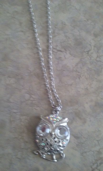 Owl Necklace - Castor Gallery
