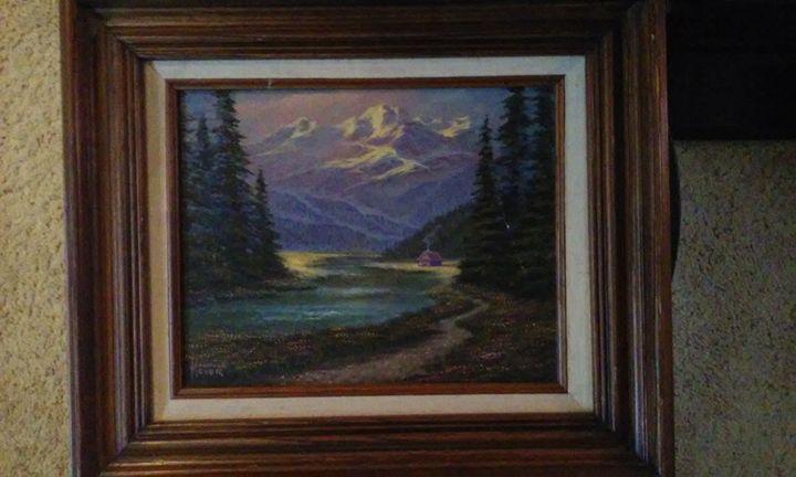 Maurice Meyer - Castor Gallery