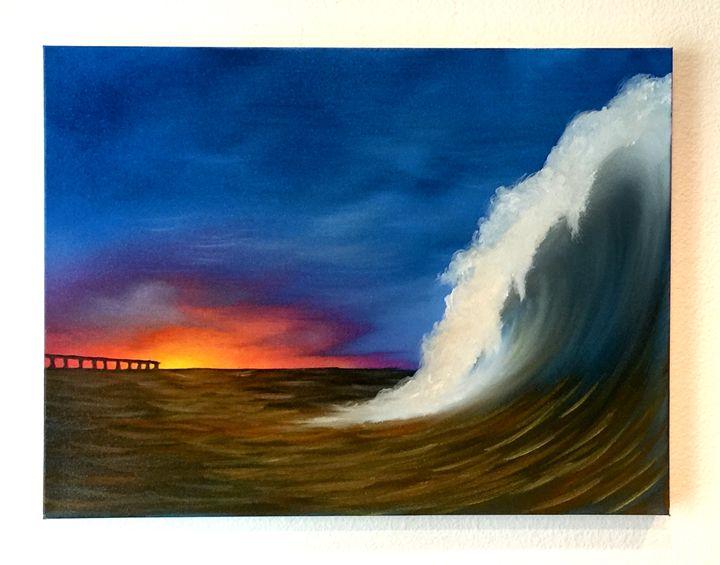 "Pacific Sunset - Chris ""Mempinman"" Mempin"