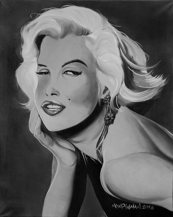 """Marilyn Monroe - Chris """"Mempinman"""" Mempin"""