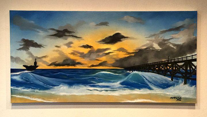 """Pacific Beach - Chris """"Mempinman"""" Mempin"""