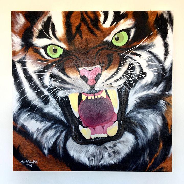"Tigris - Chris ""Mempinman"" Mempin"