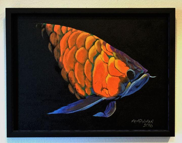 """Dragonfish - Chris """"Mempinman"""" Mempin"""