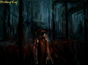 Zombie Daryl Dixon