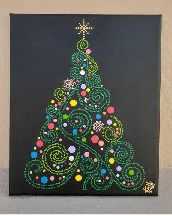 Christmas Tree - kelly G