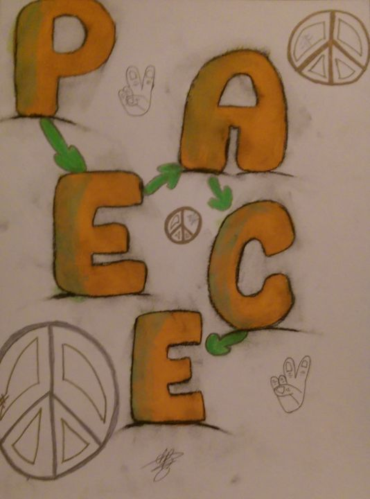 Peace - Deisy Perez