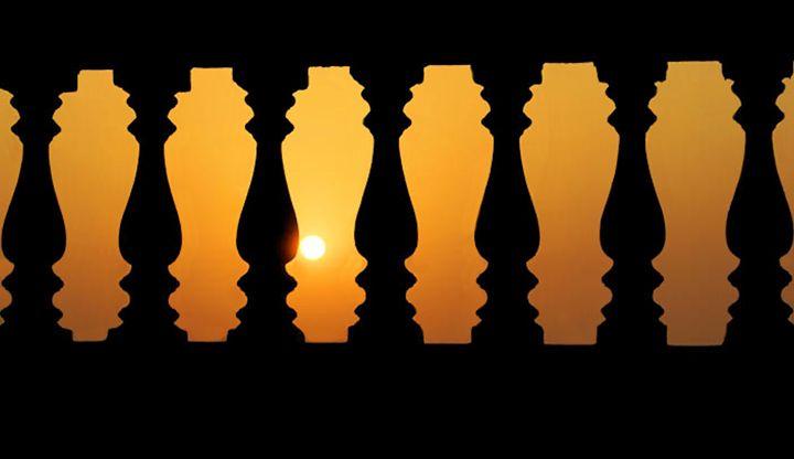 Sunset Bodrum Turkey - Brian Raggatt