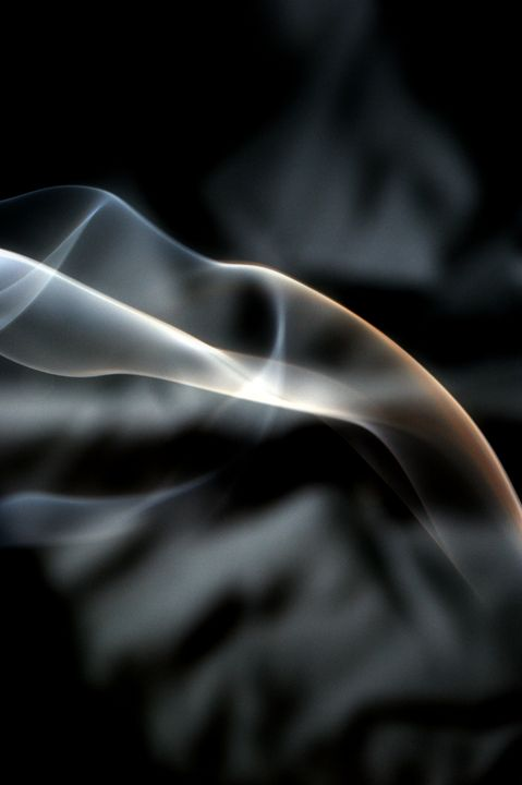 Smoke art 3 - Brian Raggatt