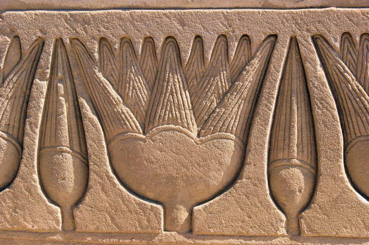 Dendara Carving 9 - Brian Raggatt