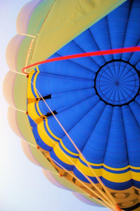 Hot Air Balloon - Brian Raggatt