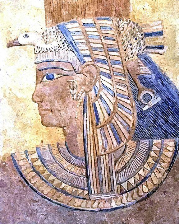 Egyptian Queen - Brian Raggatt