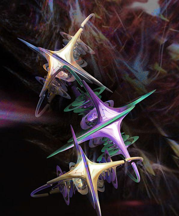 Space Station Alpha - Brian Raggatt