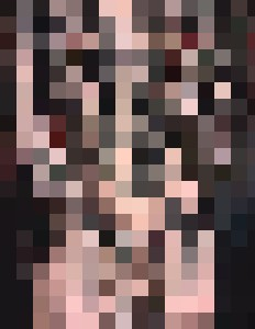 Abstract Retro Nude - Brian Raggatt