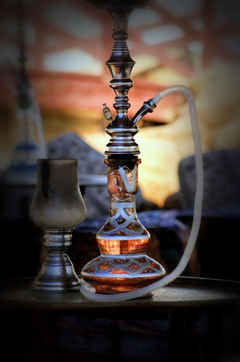 Bedouin Sunset - Brian Raggatt