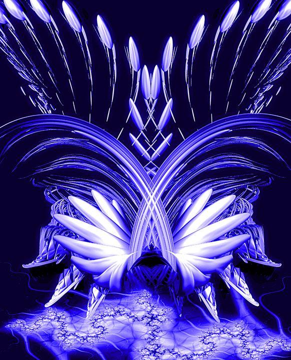 Phoenix Blue - Brian Raggatt