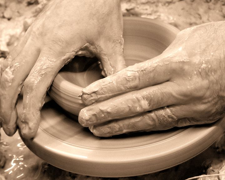 Working Hands - Brian Raggatt