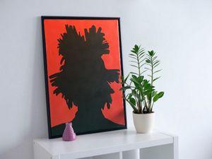 Jean-Michel BASQUIAT---Art
