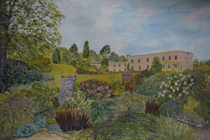 Killerton House and Gardens - Artist Janet Davies