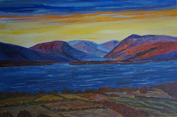 Vivid Imagination - Artist Janet Davies