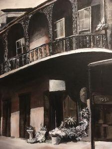Tonys Flower Shop New Orleans 2002