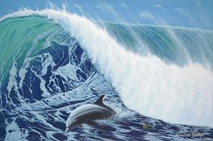 Spirit of the Wave.