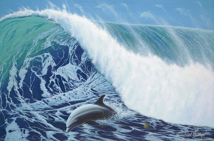 Spirit of the Wave. - Michael Phillips