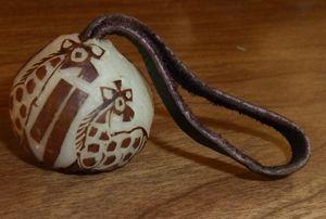 Key Holder - Etosha Arts