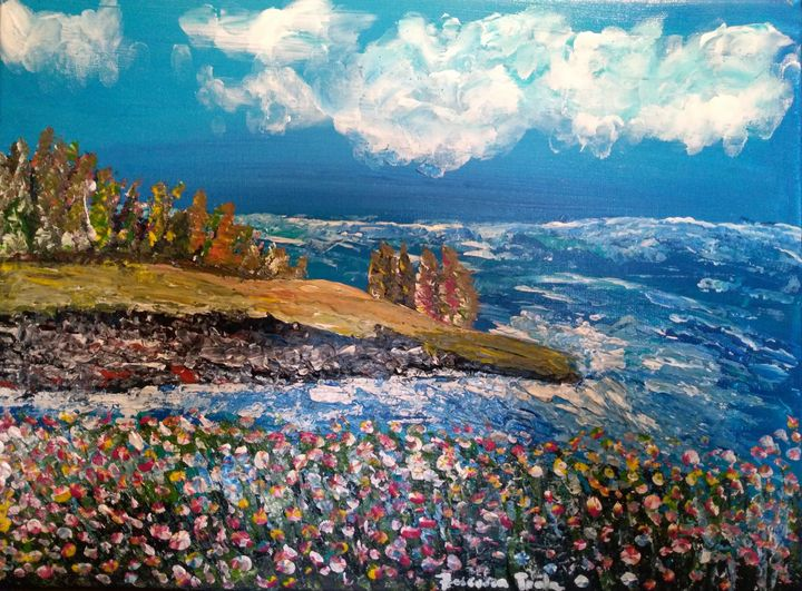 Ocean view - Paola Pescara