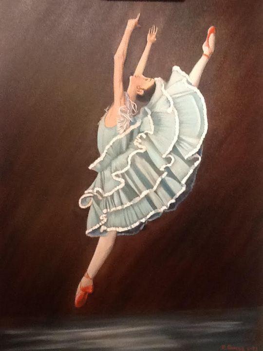 Prima Ballerina - Richard Pascacio Gomez