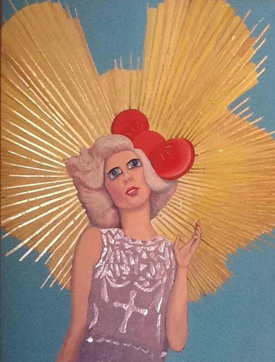Immaculate Gaga - Richard Pascacio Gomez