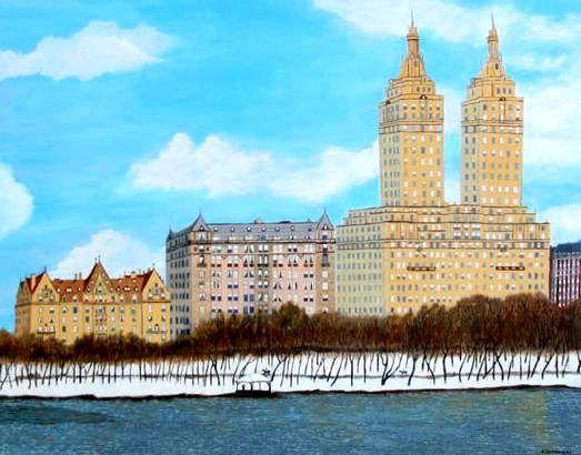 Central Park West - Richard Pascacio Gomez