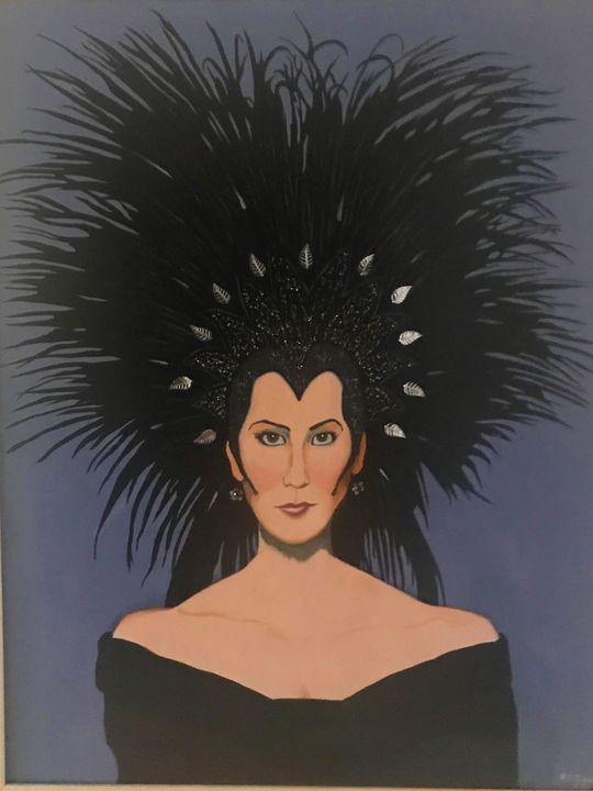 Cher - Richard Pascacio Gomez