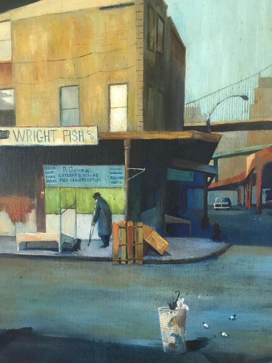Old Fulton Fish Market - Richard Pascacio Gomez