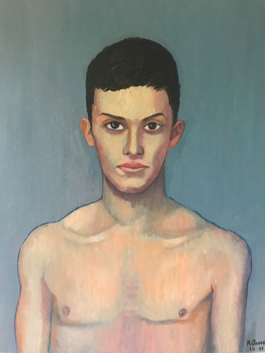 Blue Boy - Richard Pascacio Gomez