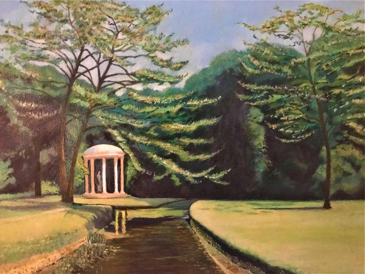 Petit Trianon Garden Versailles - Richard Pascacio Gomez